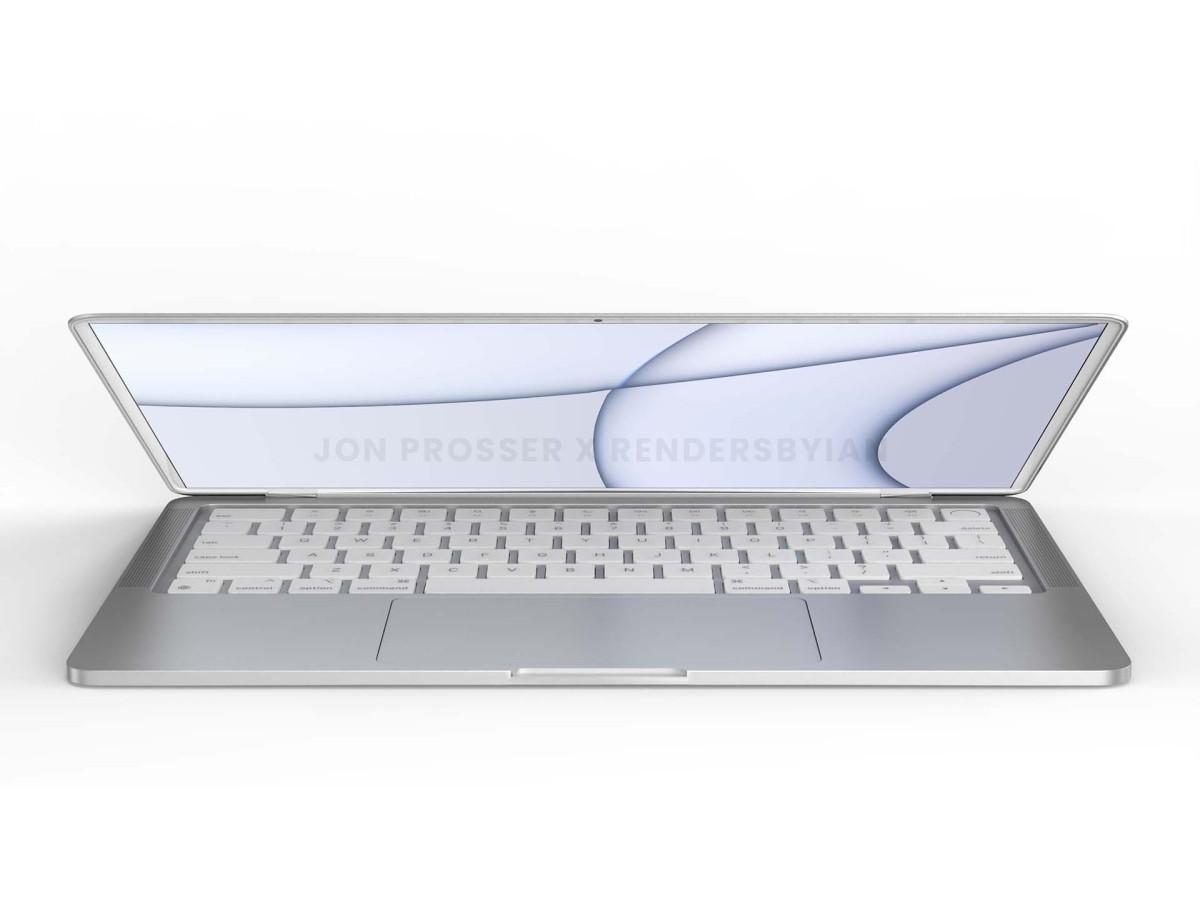 На 2022 год анонсирована продажа MacBook Air с чипсетом Apple M2