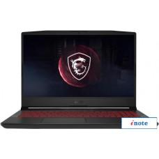 Игровой ноутбук MSI GL66 11UEK-207XRU