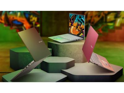 ASUS VivoBook нового поколения с 8-ядерным Intel Alder Lake-P