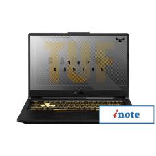 Игровой ноутбук ASUS TUF Gaming F17 FX706LI-H7009