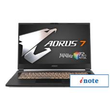 Игровой ноутбук Gigabyte Aorus 7 KB 9RC47KB8BG4S1RU0000
