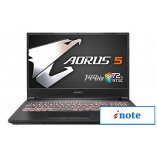 Игровой ноутбук Gigabyte Aorus 5 KB 9RC45KB8BG4S1RU0000