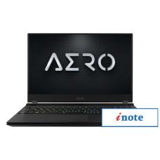Игровой ноутбук Gigabyte Aero 15 OLED KC 9RP75KC05FE1F1RU000